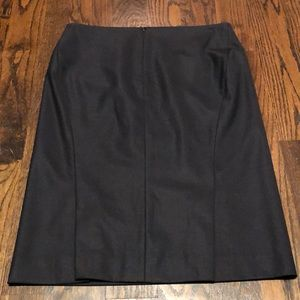 Theory Skirts - Theory polyester/wool blend skirt - suit separate